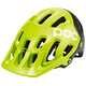 POC Tectal Bike Helmet yellow